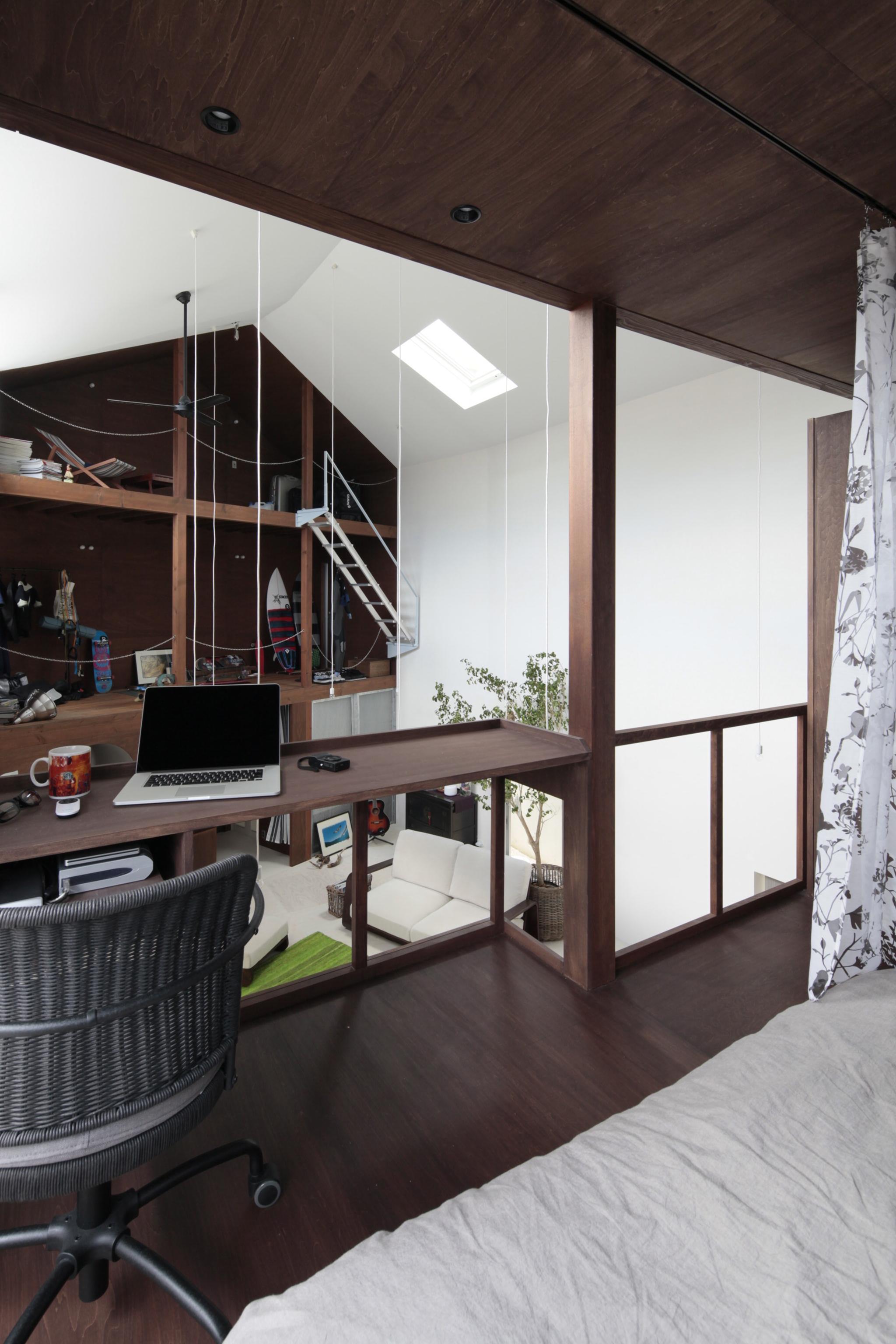 家と空き地 ondesign